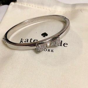 Brand new ! Kate Spade bow bangle